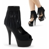 KISS-285 Black Suede